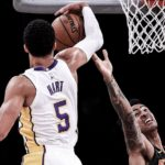 Lakers Blow Out Hawks, Emphatically Stop 9-Game Skid