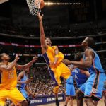 Lakers/Thunder: Westbrook goes wild, but Lakers' balance wins out
