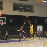 South Bay Lakers Win Close One Against Northern Arizona Suns