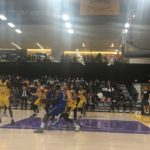 South Bay Lakers Dominate the Texas Legends at Home