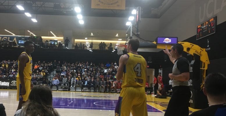 South Bay Lakers Get Back on Track With Win Over RGV Vipers