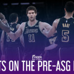 20 Stats on the Pre-ASG Lakers