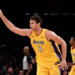 Lakers Center Rotation will be Tested with Brook Lopez now a Buck