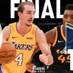 Lakers Struggle to Close, Fall to the Jazz