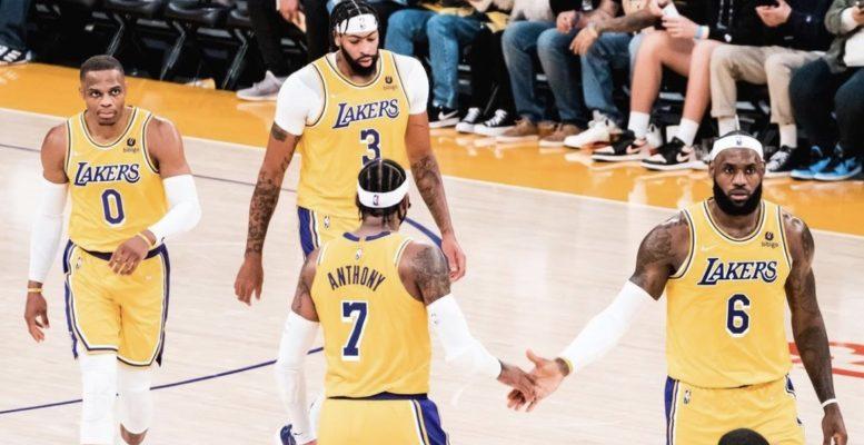2021-22 Lakers Season Preview