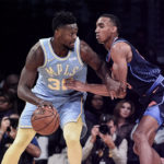 Listless Lakers Lose 8th Straight as Oklahoma City's Stars Shine