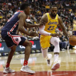lakers-wizards-lebron-james