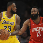 lakers rockets lebron james james harden playoff preview laker film room podcast