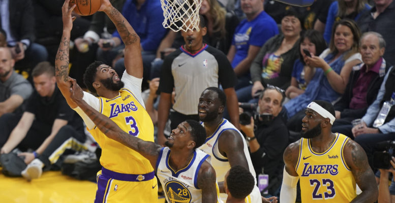 Five Thoughts From the Lakers Win Over the Warriors