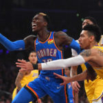 lakers thunder danny green dennis schröder