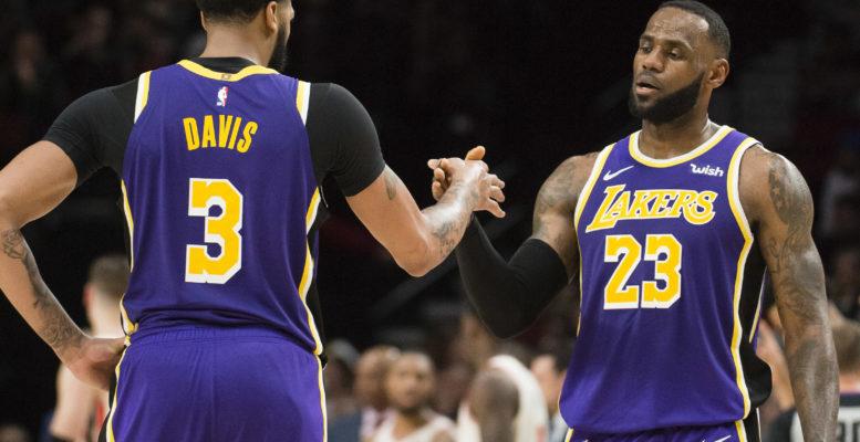 Laker Film Room Podcast: Celebrating the Lakers Season so far