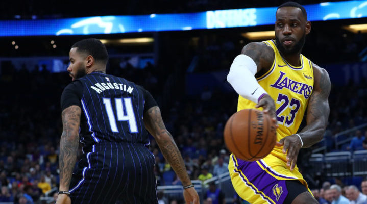 Post Game Thoughts: Lakers vs. Magic
