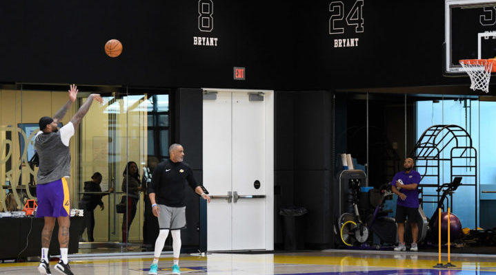 Report: Lakers Target May 16th as Date to Re-Open Practice Facility