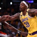 dwight howard lakers blazers playoff preview