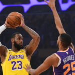 lakers suns lebron james mikal bridges preseason preview
