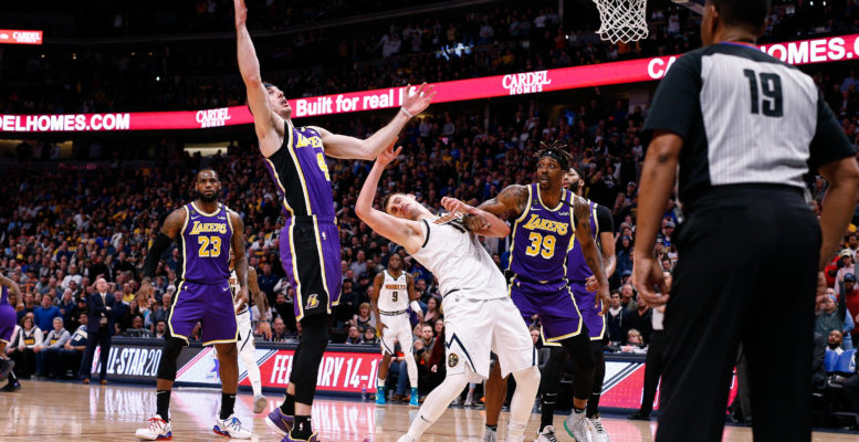 Post Game Thoughts: Lakers vs. Nuggets