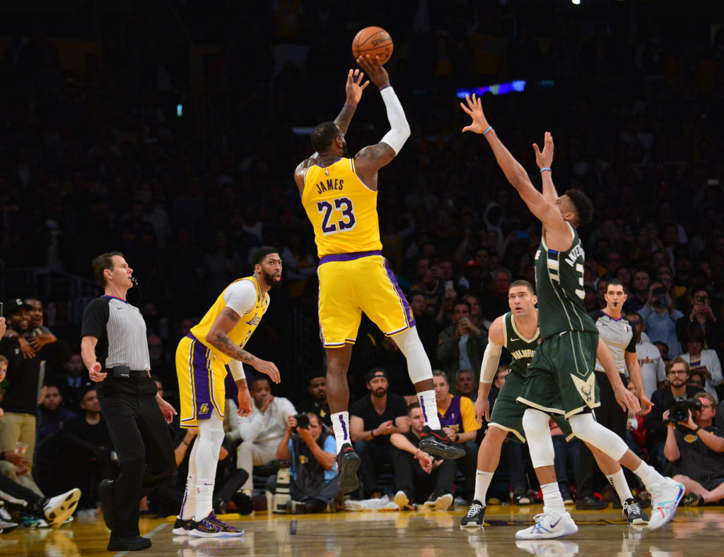 laker fillm room podcast lakers layoff lebron james