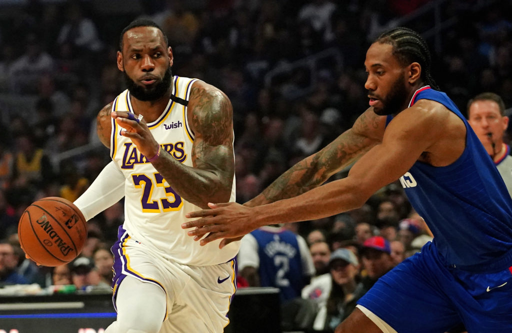 lakers game preview clippers