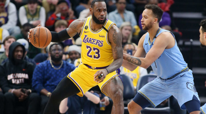 Laker Film Room Podcast: How Eliminating Illegal Defense Changed the NBA