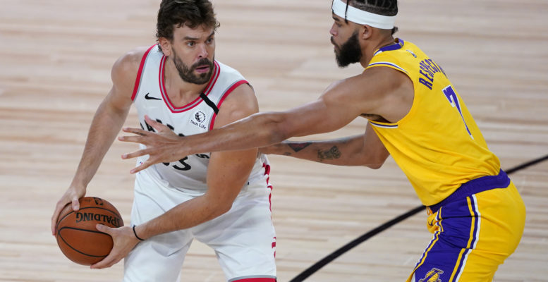 Lakers to Sign Marc Gasol in Free Agency