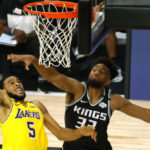 lakers kings talen horton tucker