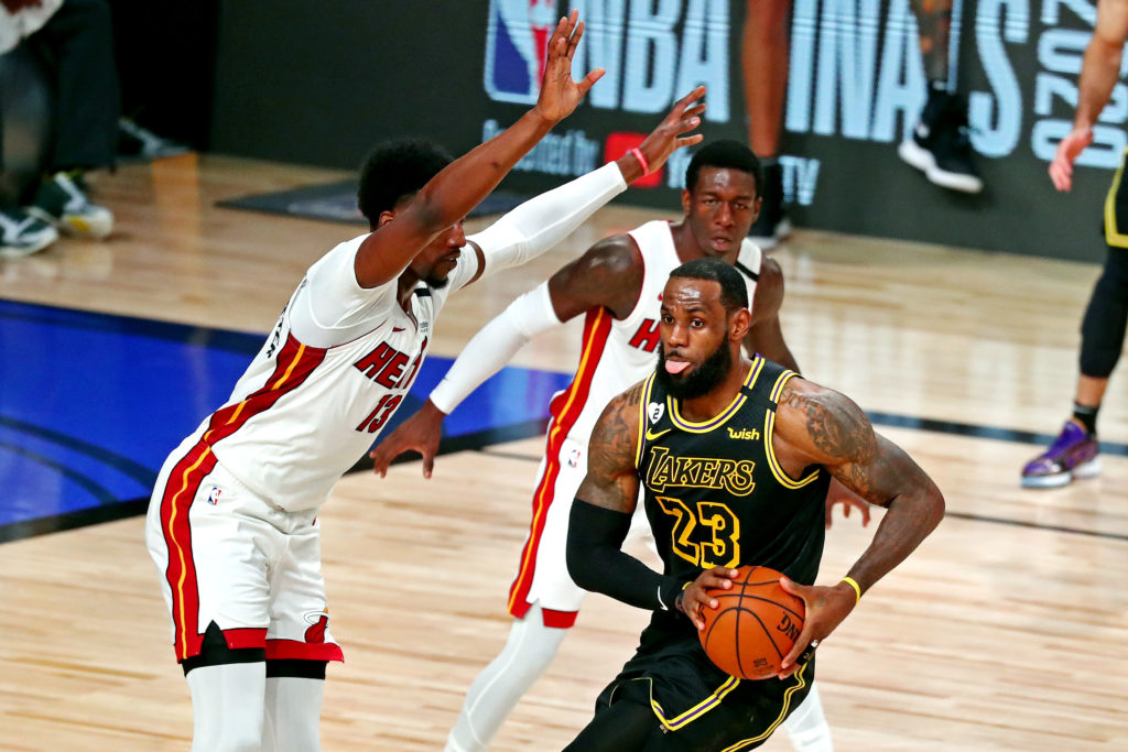 lakers heat lebron james nba finals