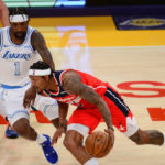 lakers wizards kcp bradley beal