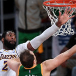 lakers jazz andre drummond