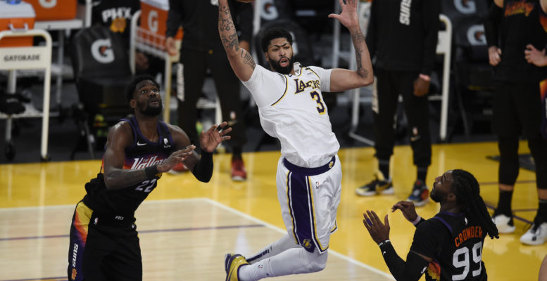 Lakers vs. Suns Playoff Preview