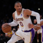 russell westbrook lakers suns