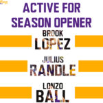 Lakers Injury Updates: Julius Randle Practices Fully, Cleared for Season Opener