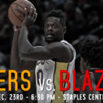 Lakers Game Preview: The Portland Trailblazers