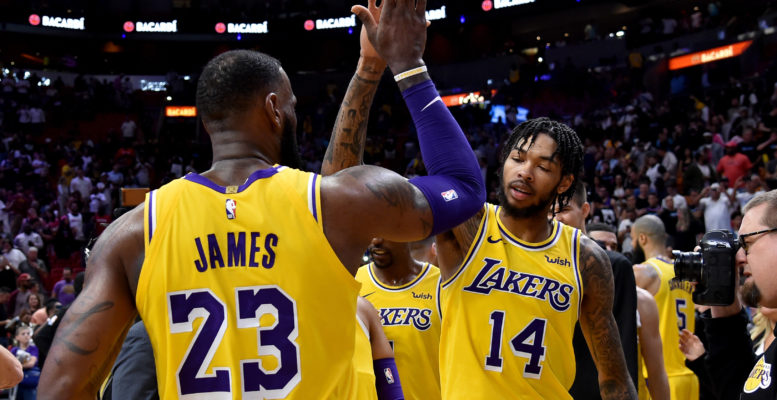 Opportunities Abound for the LeBron-less Lakers