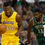 Lakers Dig too Deep a hole, Lose 107-96 to the Celtics