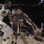 Lakers Hang Tough, Lose in Overtime to Warriors
