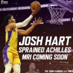 Strong Hart has Weak Leg