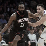 Lakers Drop 5th Straight, Lose to Rockets 118-95