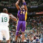 Lakers/Jazz: Killer B's Lose 3-Point Sting in Utah