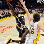 Lakers/Pacers: Kobe's Season High Not Enough
