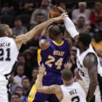 Lakers/Spurs: Another Blowout Loss (Or, Is This Rock Bottom Yet?)