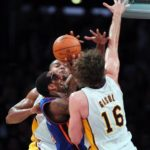 Lakers/Knicks: Defense Smothers New York