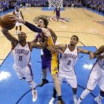 Game 2 Preview and Chat: The Oklahoma City Thunder