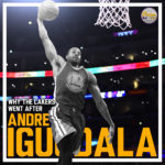 Lakers Rumors: L.A. Offered Andre Iguodala $20 Million in Free Agency