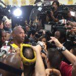 Media Day Recap: Kobe Still At the Center of it All