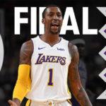 Lakers Earn First Win of the Preseason, Beat Kings 75-69