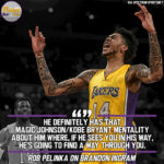 Lakers Media Day: Team Confident a Brandon Ingram Breakout is Coming