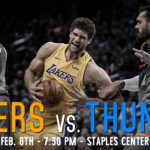 Lakers Game Preview: OKC Thunder