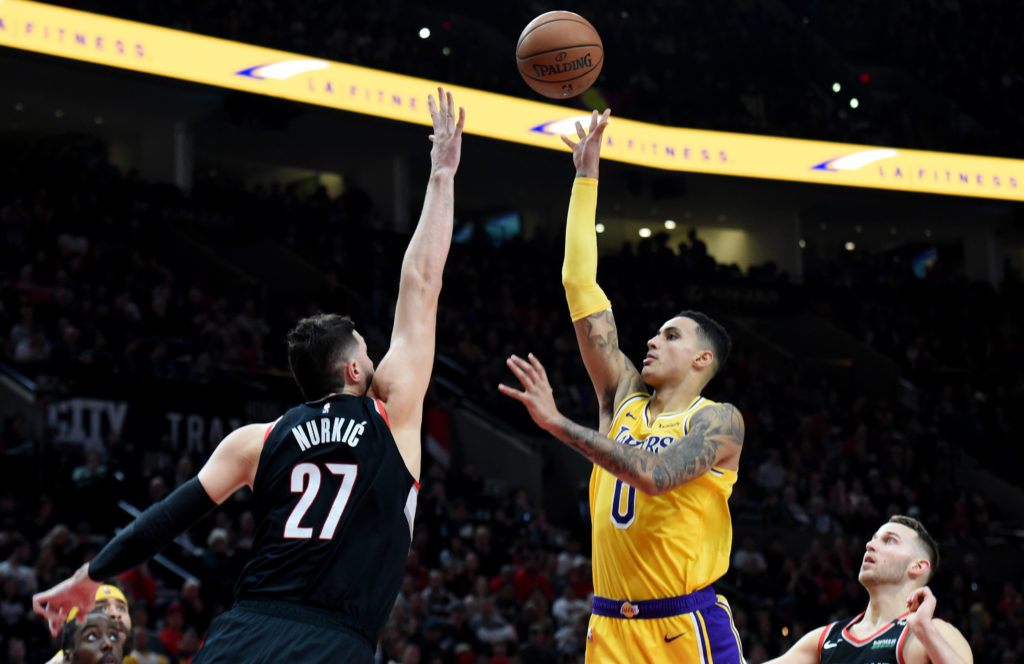 Lakers Game Preview: The Blazers Again - Forum Blue And GoldLakers Game