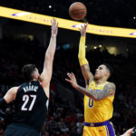 Lakers Game Preview: The Blazers Again