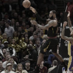 Lakers Cannot Overcome LeBron's Triple-Double, Lose 121-112